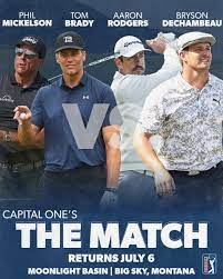 "PGA TOUR on Twitter: ""Mickelson & Brady ..."