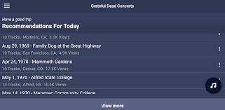 <b>Grateful Dead</b> Concerts - Apps on Google Play