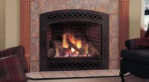 vent free logs monessen charred hickory vent free gas logs regarding natural gas fireplace logs decorating