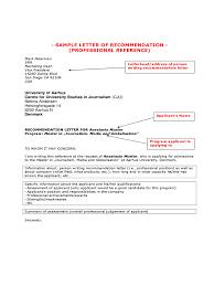 reference letter sample resume guidelines for reference letter sample
