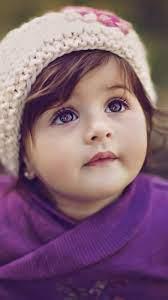 Cute Baby Girl Kids Wallpaper Wallpaper ...