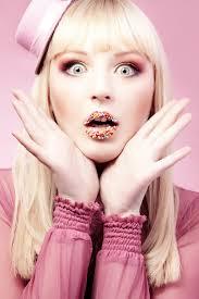 you mugeek vidalondon barbie doll makeup tutorial geek london portrait of pretty doll like over pink