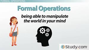 cognitive development in adolescence piaget s formal operations  cognitive development in adolescence piaget s formal operations stage video lesson transcript study com