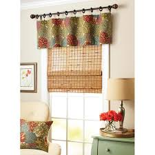 better homes and gardens valances. Simple Gardens Buy Better Homes And Gardens Atlantic Stripe Valance Brick In Cheap Price  On Alibabacom With And Valances H