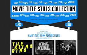 Il sito con la schermata di tutti i titoli dei film - Linkiesta.it
