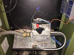 lennox furnace flame sensor. control unit gas valve lit pilot · hvac furnace lennox flame sensor f