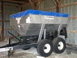 Adams Ground Driven Fertilizer Spreader Chart Adams Dry Spreader Lot 47 Online Only Equipment Auction