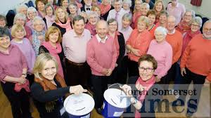 Choir raises more than £1k at charity concert   North Somerset Times