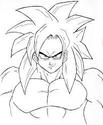 Come Disegnare Goku 6 Passaggi Illustrato Wikihow