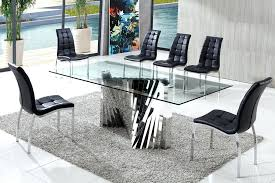 round glass dining table and chairs round glass dining table set glass dining table 8 chairs
