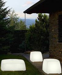 unique indoor lighting. Contemporary And Unique Light Seats Design For Outdoor Indoor Lighting, Lite Cube Lighting T