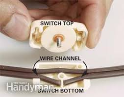 how to install an in line cord switch family handyman Lamp Switch Wiring how to install an in line cord switch lamp switch wiring diagram