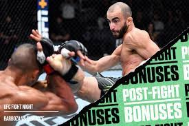 UFC Vegas 35 post-fight bonuses: Giga ...