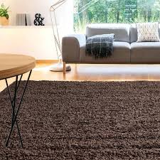 idea chocolate brown area rug for icustomrug dixie in chocolate brown area rug 84 solid
