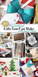 personalized gift ideas to make with