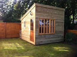 build a garden office. Shedworking: Building A Garden Office: Before And After, Tiny House, Micro House Build Office