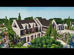 emejing maison de luxe moderne minecraft tuto gallery amazing map maison moderne minecraft