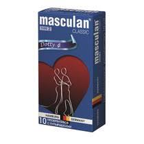 <b>Презервативы Masculan Classic</b> Type <b>2</b> Dotty с пупырышками ...