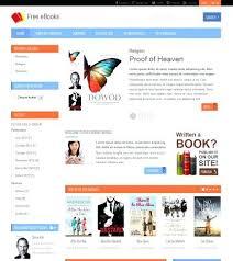 Free Bookstore Website Template Bookstore Website Template Free Free Bookstore Website Template Art