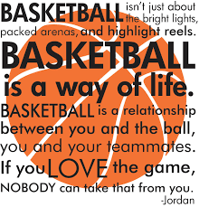 Basketball Girls Quotes