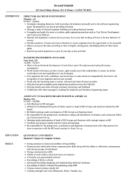 Skills And Abilities Resume Examples Backend Resume Samples Velvet Jobs 50