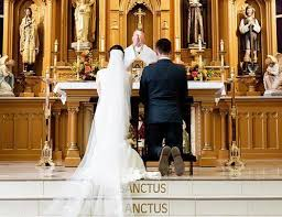 Image result for images of catholic wedding