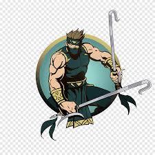 Shadow Fight 2 Hook sword Ninja Game ...