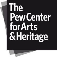 Image result for pew center for arts and heritage logo