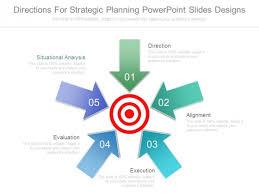 Slides Designs Directions For Strategic Planning Powerpoint Slides Designs