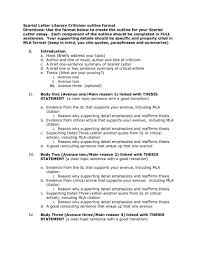 literary essay format response to literature rubric  literary essay format response to literature rubric