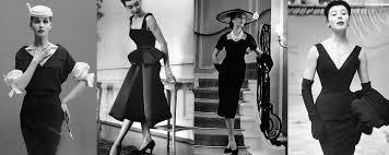 Lbd Designs The Enduring Appeal Of The Little Black Dress Alyaka Com