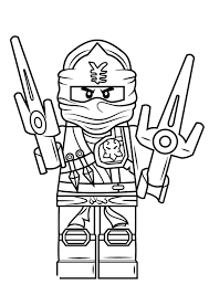 The Lego Ninjago Movie Coloring Pages Printable For Kids Disney