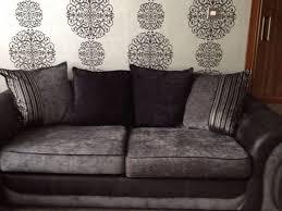 four seater hula range dfs sofa in bd7 bradford for 400 00