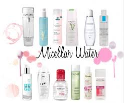 Image result for micellar water