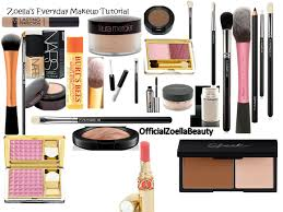 so here is zoe s everyday makeup the link to the video is here s you watch v croavlicvhw
