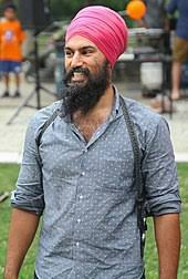 As of 2020, the beautiful fashion designer is 30 years old. Jagmeet Singh Wikipedia