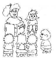 Disegni Da Colorare Di Bambini Felici Fredrotgans