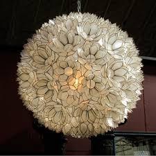image of vivaterra lotus flower chandelier model