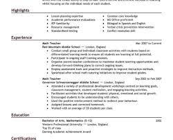 Best Resume Builder Websites Resume For Study
