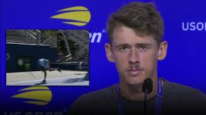 Born 17 february 1999) is an australian professional tennis player. Us Open 2020 Alex De Minaur Apologises After Smashing His Racquet During Third Round Victory Over Karen Khachanov Sporting News Australia