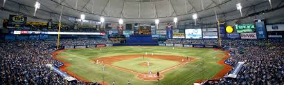 Tropicana Field Tickets And Seating Chart