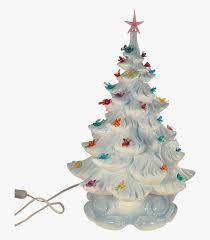 Vintage White Christmas Tree Lights Vintage Ceramic Christmas Tree Lights White Vintage
