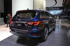 2018 infiniti suv qx60. simple infiniti 2018 infiniti qx60 rear and infiniti suv qx60