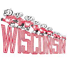 University Of Wisconsin Graphic Design Wisconsin Badgers Frank Ozmun Graphic Design