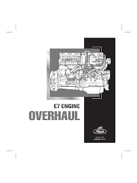 mack e7 pln service manual 5 101 manual transmission safety