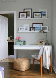 home office in living room. How To Hide Desk Cords: Tips, Tricks \u0026 Tutorial. Home Office In Living Room