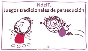 Instrucciones de juegos de patio. Ndelt Juegos Tradicionales De Persecucion Remorada Y El Sr Torres