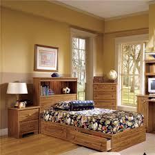 Shaker Bedroom Furniture Lang Shaker Full Bookcase Bed With Under Bed Drawer Storage