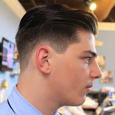 Hairstyles Classic Pompadour Barbershops Hair Styles Haircuts For