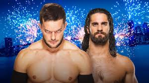 finn balor vs seth rollins wwe summerslam 2016